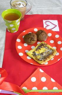 Ένα πρωινό γεμάτο αγάπη! - A breakfast full of love!