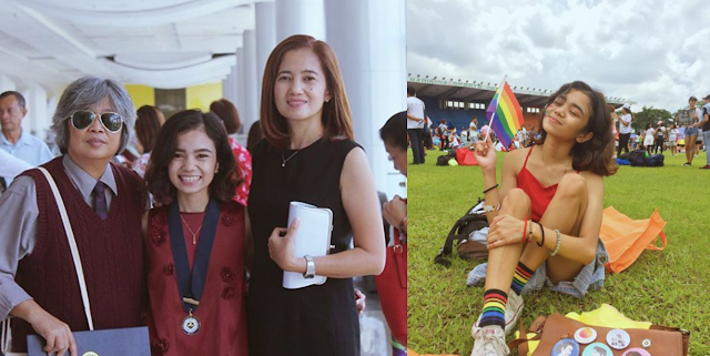 Daughter of Filipino LGBTQIA+ Parents Shares Pride, Challenges Faced