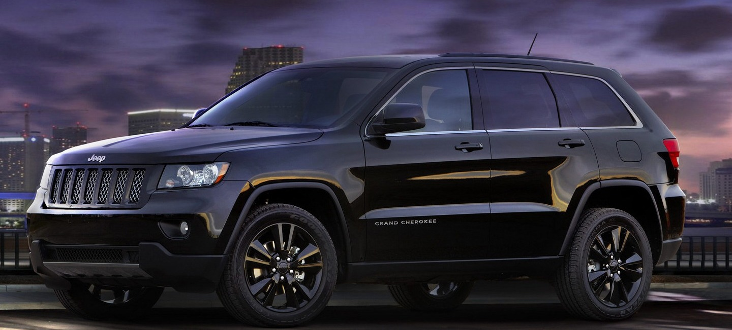 new version of the jeep grand cherokee 2012 2013 special edition garage car. Black Bedroom Furniture Sets. Home Design Ideas