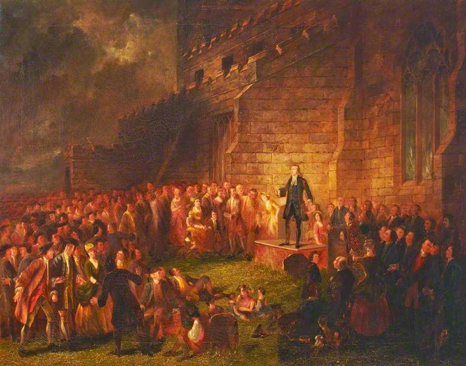 Identidad Wesleyana: entusiasmo racional