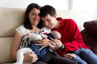 Ao teu carón: lactancia materna dende o outro lado