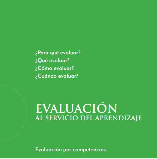 Evaluación al servicio del aprendizaje