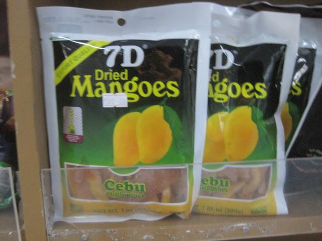 ドライマンゴー(Dried mango)