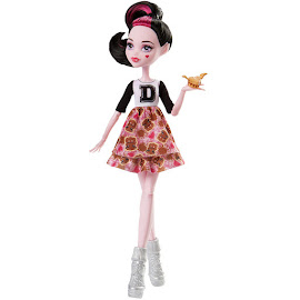 Monster High Draculaura School Spirit Doll