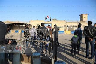 خروج سجناء «العفو الرئاسي» من طرة وسط فرحة الأهالي