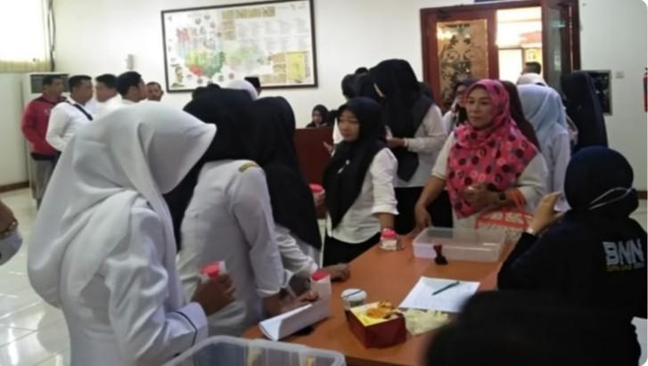 48 Pegawai Pemprov Riau Positif Konsumsi Narkoba