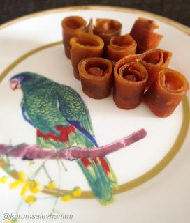 evde pestil yapımı