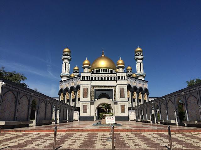 Mesjid Brunei Darussalam
