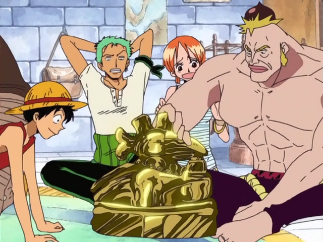 One Piece – Arc Jaya