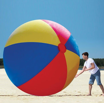 Oversized Beach Ball