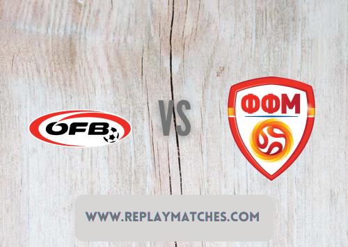 Austria vs North Macedonia Full Match & Highlights 13 June 2021