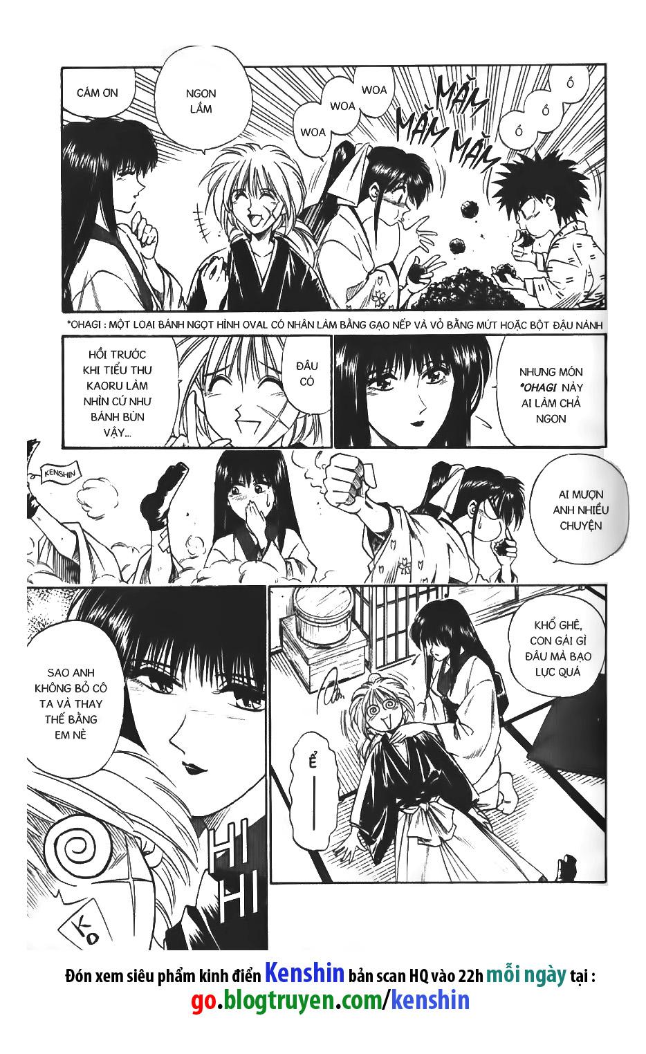 Rurouni Kenshin chap 20 trang 3
