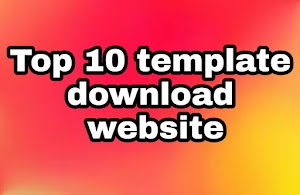 Top 15 blogger template download website 2019 in hindi