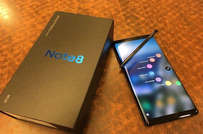 Harga Samsung Galaxy Note 8 Di Tahun 2021 Terbaru