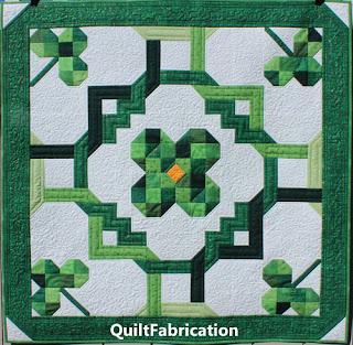 IRISH-LUCK-CLOVER-ST PATRICKS DAY-SHAMROCK-GREEN-IRISH CHAIN