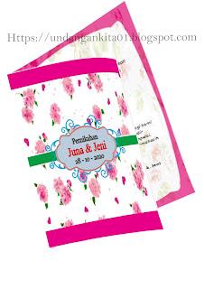 Download undangan pernikahan biasa terbaru