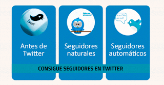 ¿Ya sabes como conseguir seguidores en Twitter?