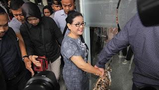 Miryam Tak Sengaja Bertemu Novanto Saat Penyidikan KPK