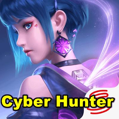 لعبة Cyber Hunter