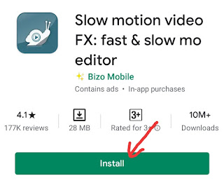 Slow Motion Video Kaise Banaye