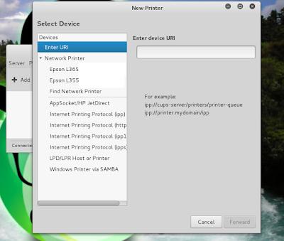Install Printer: Install Printer Kali Linux