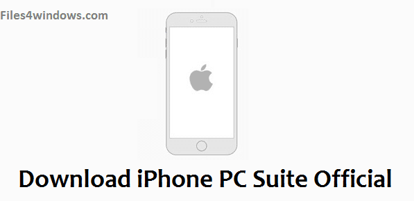 Download iPhone PC Suite Official Version 2020 For Windows