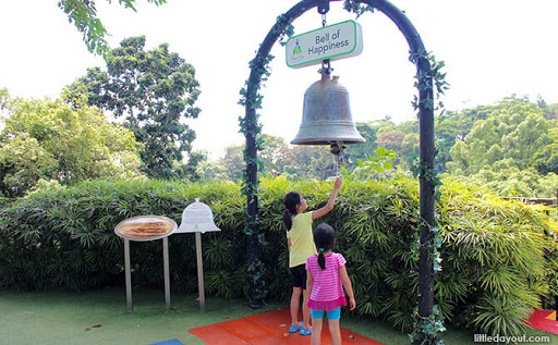 Ring The Bell Of Happiness