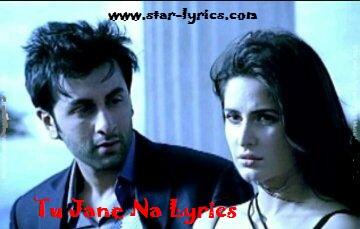 Tu jane na lyrics | Atif Aslam