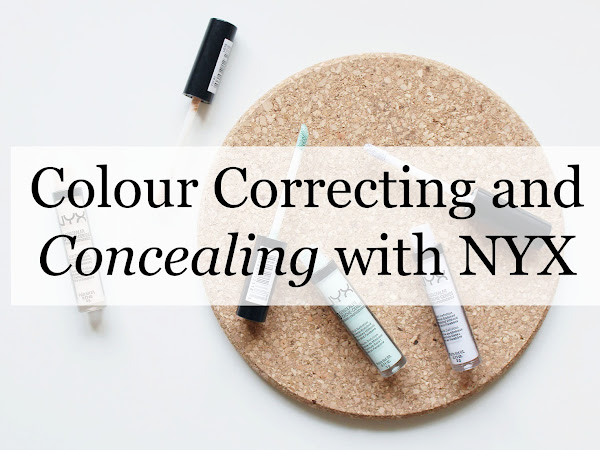 Colour Correcting and Concealing with NYX