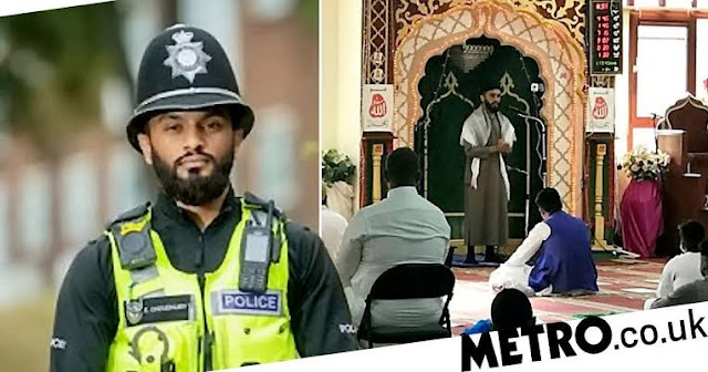 Imam di Inggris Jadi Polisi dan Tangani Kejahatan Remaja