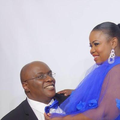 HRM Theodora and Chief Ayo Oyebade