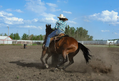 Tees Rodeo, Lacombe
