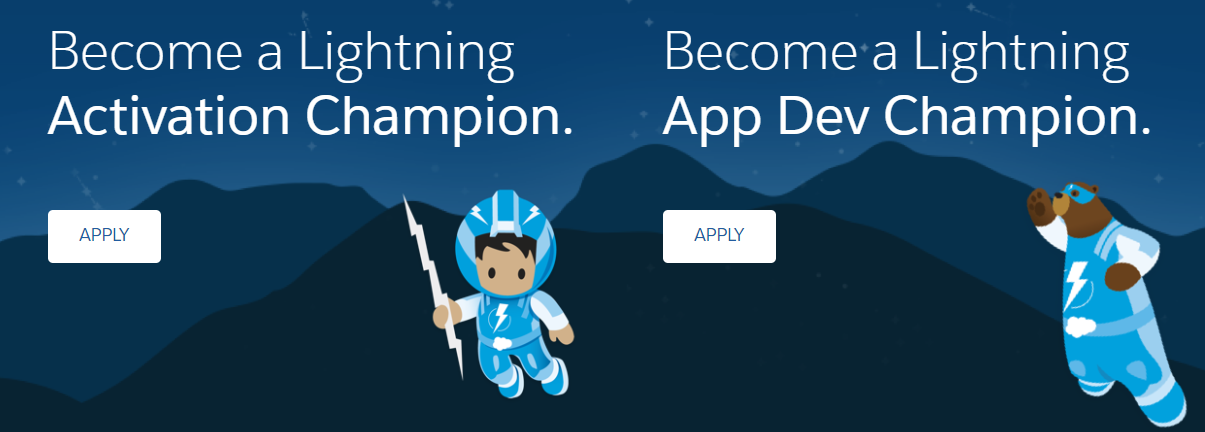 Lightning Champion Programs