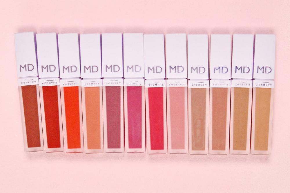 cosmyfy Liquid Lipstick