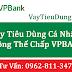 Vay Tiêu Dùng Cá Nhân Không Thế Chấp - Ngân Hàng VPBank
