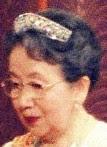 diamond kokoshnik tiara japan princess mikasa yuriko mikimoto