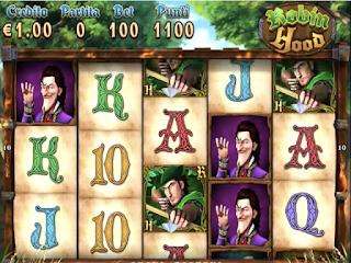 Robin Hood Poker Slot