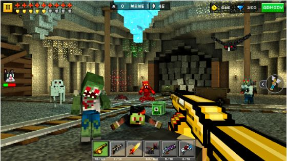 Pixel Gun 3D (Pocket Edition) Apk latest version