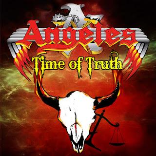 """Το τραγούδι των Angeles """"Hollywood"""" από το album """"Time of Truth"""""""