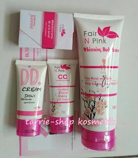Paket Hemat Fair n Pink 4 In 1 BPOM