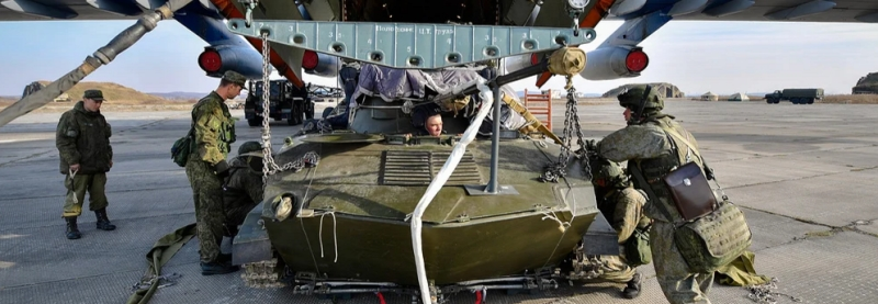 Окупанти в Криму відпрацьовують захоплення узбережжя