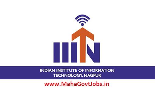 iiit nagpur recruitment, indian institute of information technology, nagpur