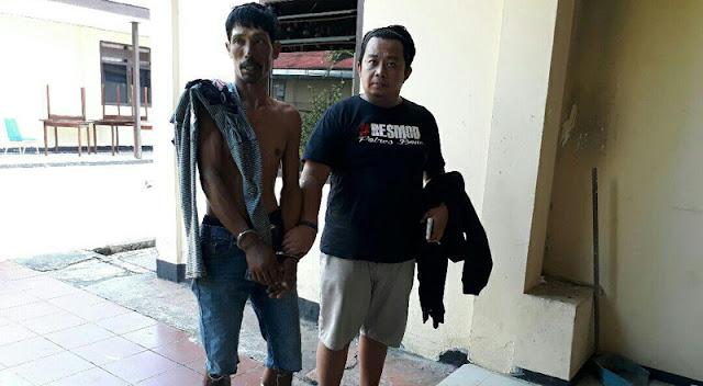 Pelaku Curwan Ditangkap