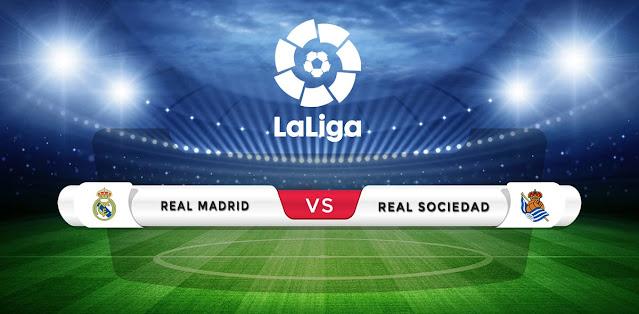 Real Madrid vs Sociedad Prediction & Match Preview