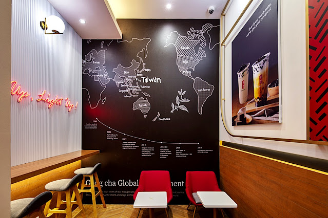 Gong Cha Launches First Flagship Store At The Gardens Mall Mid Valley City Kuala Lumpur