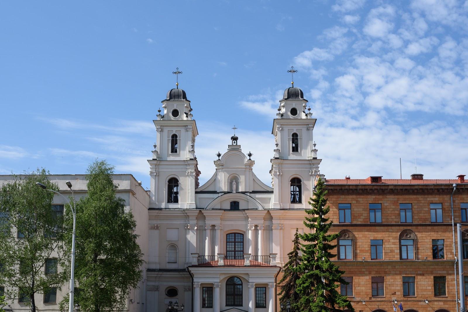 Собор Святой Марии в Минске
