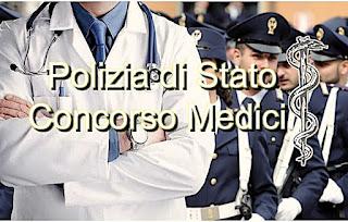 www.adessolavoro.com - Concorso medici in Polizia di Stato