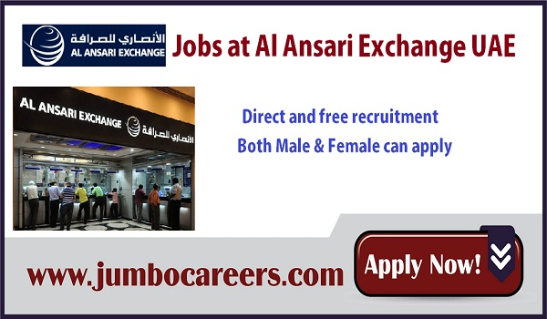 UAE job vacancy for Indians, Current jobs in UAE,