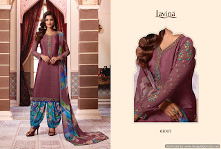 "Wholesale Salwar Kameez : ""Lavina vol 61"""
