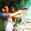 Pejabat DLHK dan BKSDA Silaturahmi ke Gadjah Mada SC Pomdam IM PERBAKAD